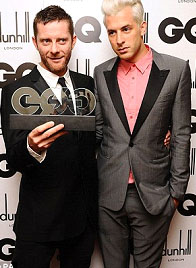 <b>GQ Men of the Year...</b>