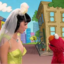 Katy Perry on Sesame Street