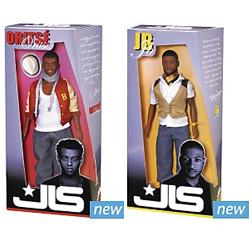 Oritse and JB Doll