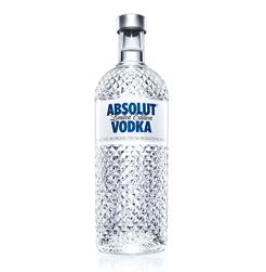 Absolut's New Look Bottle