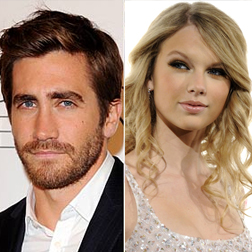 Jake Gyllenhaal reportedly dating Taylor Swfit
