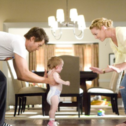 Josh Duhamel and Katharine Heigl in Life As We Know It