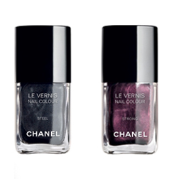 Le Vernis in Steel and Strong