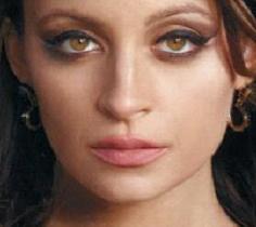 Nicole Richie - Eyes