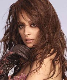 Nicole Richie in Harpers Bazaar Arabia