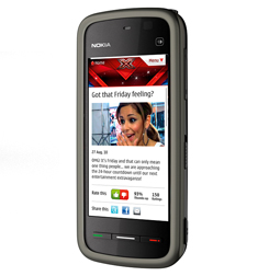 Official X Factor Nokia 5228 smartphone