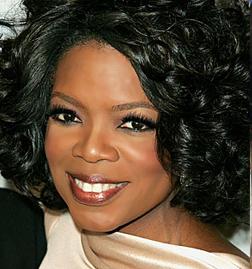Oprah - Aquarius