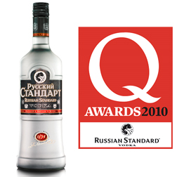 Russian Standard Vodka Q Awards