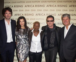 Stars out for Africa Rising