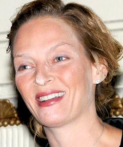 Uma Thurman's makeup disaster