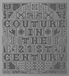 <b>Couture in the 21st ...</b>
