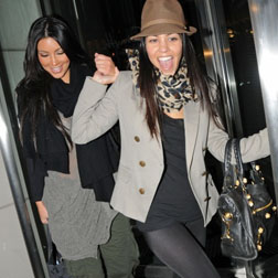 Kardashian in NYC