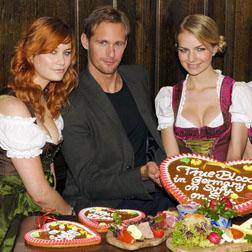 Alexander Skarsgard Oktoberfest