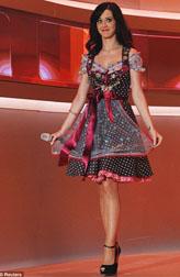Katy Perry Oktoberfestt