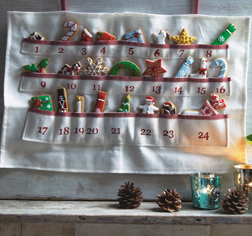 Biscuiteers Advent Collection