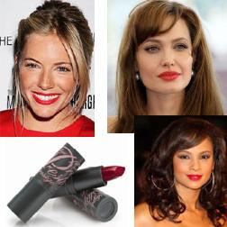 Colour Treat Lipstick in Romantic Red