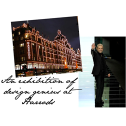 Elie Saab Showcase at Harrods