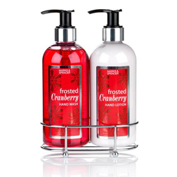 Frosted Cranberry Handwash and Lotion