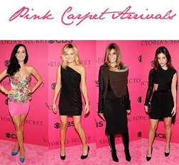 Katy Perry, Malin Akerman, Carine Roitfeld and Julia Restoin-Roitfeld