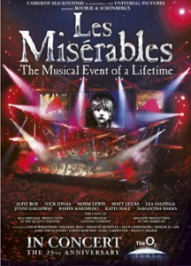 Les Miserables: The Musical Event of a Lifetime