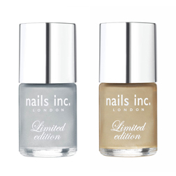 <b>Nails Inc Newbies...</b>