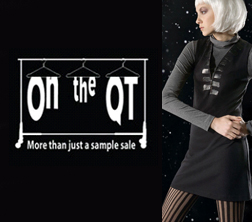 <b>QT Sample Sale...</b>
