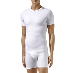 Spanx compression T-shirt and Cotton comfort boxer brief