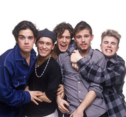 Take That in the early years
