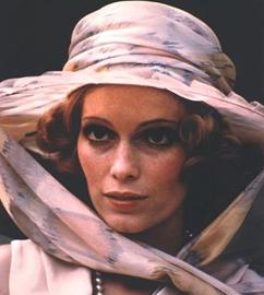 Mia Farrow as the original Daisy