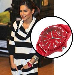 <b>Cheryl's Arm Candy...</b>