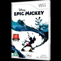 <b>Disney Epic Mickey...</b>