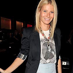 <b>Gwyneth on Glee...</b>