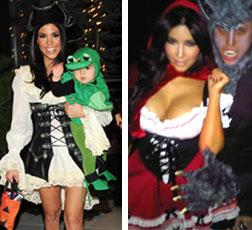 Kardashian Halloween