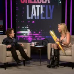 Keenan Cahill Chelsea Lately