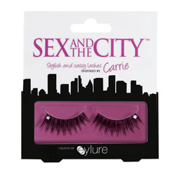 sex and the city lashes