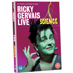 <b>Ricky Gervais - Scie...</b>
