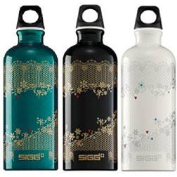 <b>Lovely Lace Bottles...</b>