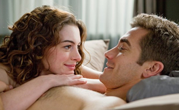 Anne and Jake in one of the many nude scenes