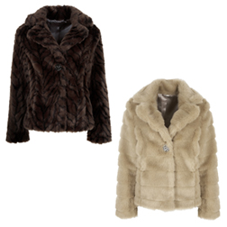 <b>Fancy Faux Fur?...</b>