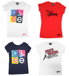 <b>WIN A GLEE T-SHIRT!...</b>