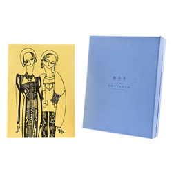 Holly Fulton and Smythson 'Soho' Organiser