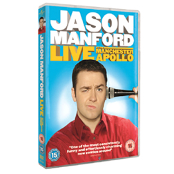 Jason Manford DVD