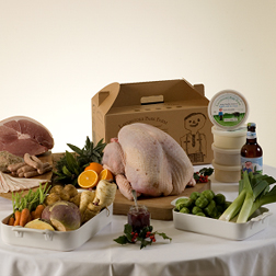 Laverstoke Park Farm Christmas Day Box
