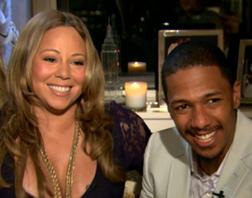 Mariah Carey and Nick Canon
