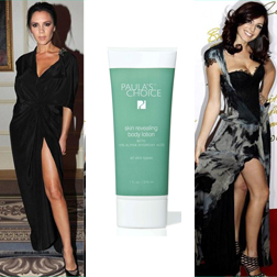 Rock the revealing look with Skin Revealing Body Lotion
