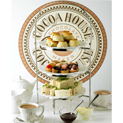 The Cadbury Cocoa House - traditional afternoon teas