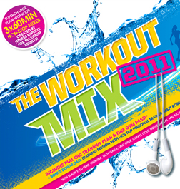 <b>WIN THE WORKOUT MIX ...</b>