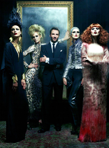 Tom Ford and his designs