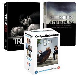 hbo box sets