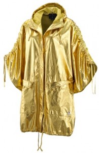 Stella McCartney Gold Jacket